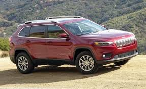 red jeep compass interior first drive 2019 jeep cherokee ny daily news