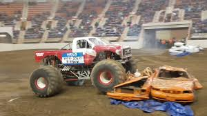 la county fair monster truck monster trucks night of thunder 2017 freestyle competition at the pa