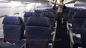Delta Economy Comfort Review Delta Md 88 Business Class Brief Review Youtube