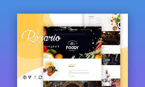 wordpress templates for websites 22 best restaurant wordpress themes with premium responsive designs