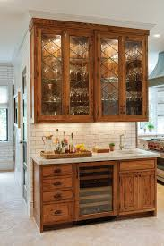 kitchen bar cabinet ideas bar cabinet ideas kitchen traditional with antiqued cabinets