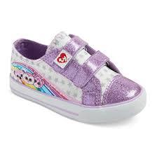 toddler girls u0027 beanie boos canvas sneakers purple 10
