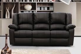 black leather sofa recliner 50 with black leather sofa recliner