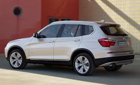 2011 bmw x3 priced from 37 625 2100 less than 2010 model car