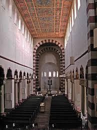 Interior Stone Arches Romanesque Architecture Wikipedia