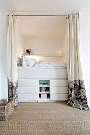Top  Best Elevated Bed Ideas On Pinterest Bed Ideas Dream - Ideas for really small bedrooms