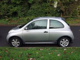 nissan micra 2004 nissan micra xs 1 2 3dr 2004 for parts or repair in watford