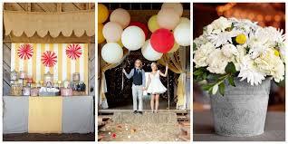 Wedding Reception Ideas Carnival Themed Wedding Reception Creative Wedding Reception Ideas