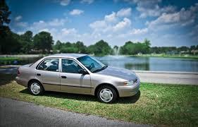 1999 toyota corolla reliability 1999 toyota corolla ce automatic gold angier 4395 toyota