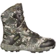 men u0027s waterproof insulated outdoor boot rocky broadhead