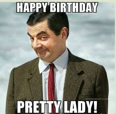 Birthday Meme Tumblr - of birthday for pretty lady