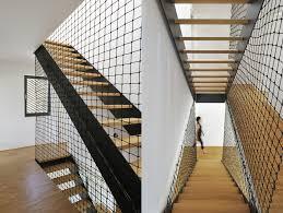 interior handrail ideas home design trends including modern also