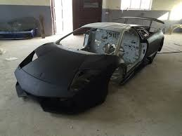 lamborghini diablo ebay burned lamborghini murcielago offered for golf gti on