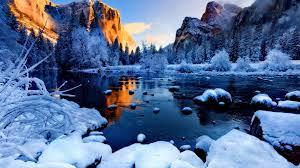 winter frost frozen mountain glow landscape beautiful sky rocks