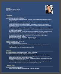 corporate resume exles resumebear resume corporate blue resume sle flickr