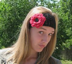 crochet hair band 5 daughters how to crochet a hairband or headband