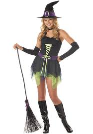 storybook witch girls costume sassy witch teen costume escapade uk