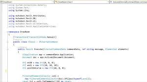 bim app and addins development techture