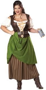 Girls Size Halloween Costumes Tavern Maiden Beer Size Costume Costume Ideas