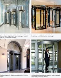 glass security doors revolving security doors gurgaon delhi greater noida access