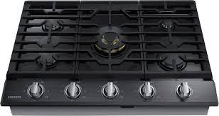 Westinghouse 5 Burner Gas Cooktop Samsung Na30k7750tg 30 Inch Gas Cooktop With 5 Sealed Burners