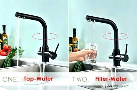 moen kitchen faucet with water filter kitchen faucet with filter photogiraffe me