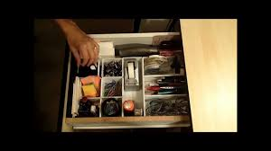 Organizing Desk Drawers by Learn How To Organize Your Desk Organize Your Desk Drawer Youtube