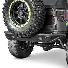 jeep wrangler prerunner add jeep wrangler 2007 2017 venom full width black rear pre