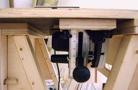 bench for circular saw router and saw table