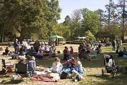 Kyneton Botanical Gardens Kyneton Attractions