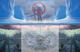 How Did The Treaty Change The World Map by The Atlantean Conspiracy The South Pole Does Not Exist