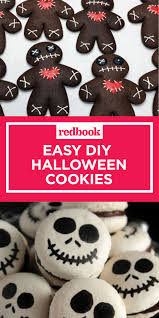 24 best halloween cookie recipes spooky halloween cookie ideas