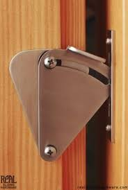 Pole Barn Sliding Door Hardware by Barn Door A Floor Guide From Home Depot Keeps The Bottom Of The