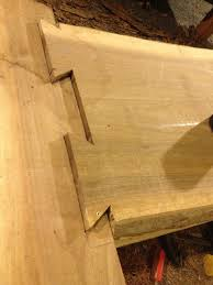 Bed Frame Joints Seems Like Like Bed Frames Here S My Dovetail Walnut Slab