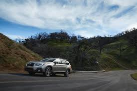 subaru outback rally subaru outback gets fresh styling and more refinement for 2018