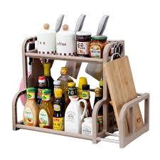 casier rangement cuisine yontree étagère rangement cuisine porte ustensiles organisateur