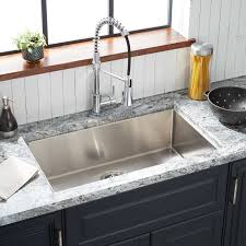 cabinet kitchen sink 32 ortega stainless steel undermount kitchen sink