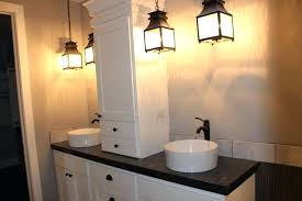 Vanity Light Fixtures Lowes Ceiling Mounted Bathroom Vanity Light Fixtures Ing S Led Lighting