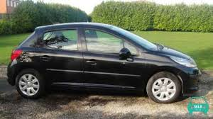 black peugeot for sale peugeot 207 1 4 vti 95 black for sale in merseyside vehicle seller