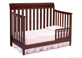 Converting Crib To Toddler Bed 4 In 1 Crib Delta Children