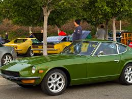nissan japan cars datsun 240z first japanese muscle car business insider
