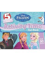 buy children u0027s activity book dubai disney frozen activity