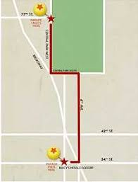 macy s thanksgiving day parade map pictures to pin on