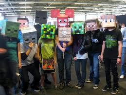 Minecraft Herobrine Halloween Costume Minecraft Cosplay Crew Dejakob Deviantart