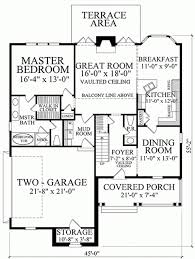 vaulted ceiling floor plans southern style house plan 3 beds 2 50 baths 2020 sq ft plan 137 293