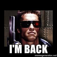 Im Back Meme - i m back jeremy cartee