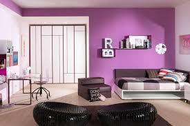 chambre couleur lilas décoration chambre fille violet