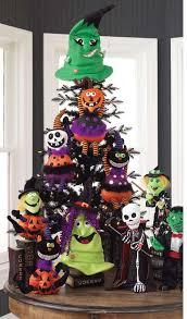 Black Christmas Tree Uk - 148 best halloween trees images on pinterest halloween trees