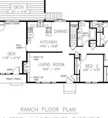 Drawing A Floor Plan Interesting How To Draw A Floor Plan Home Design Ideas Modern