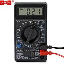 Baju Ac Dc whdz dt830b digital multimeter ac dc tester voltmeter dropship